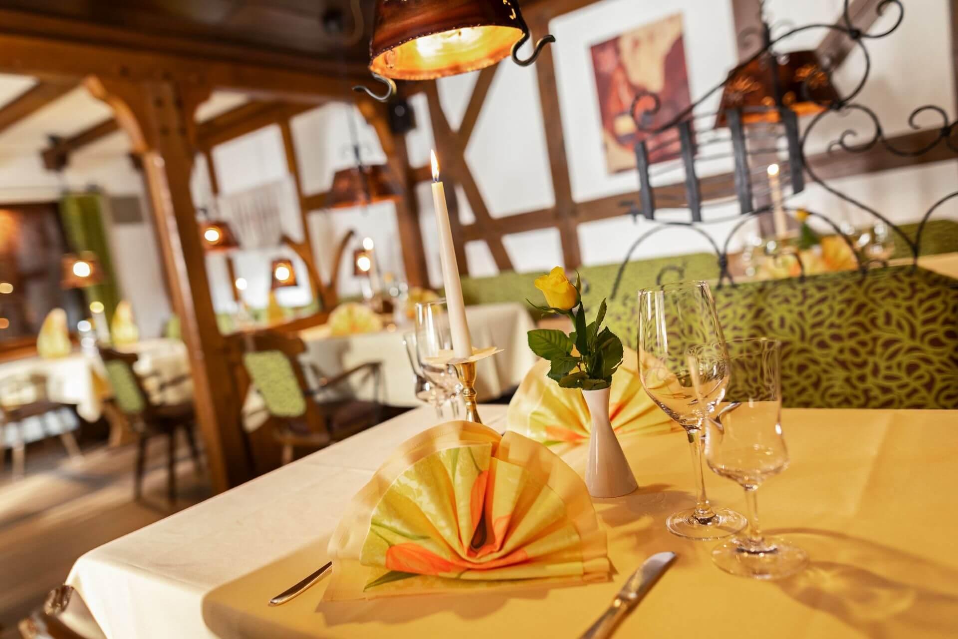 Resurantempfehlung Restauranttipp Schmallenberg Landhotel Albers
