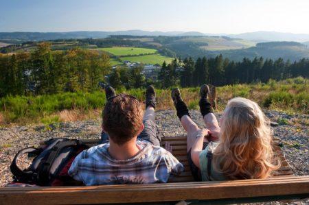Schmallenberger Sauerland Wandern Urlaub