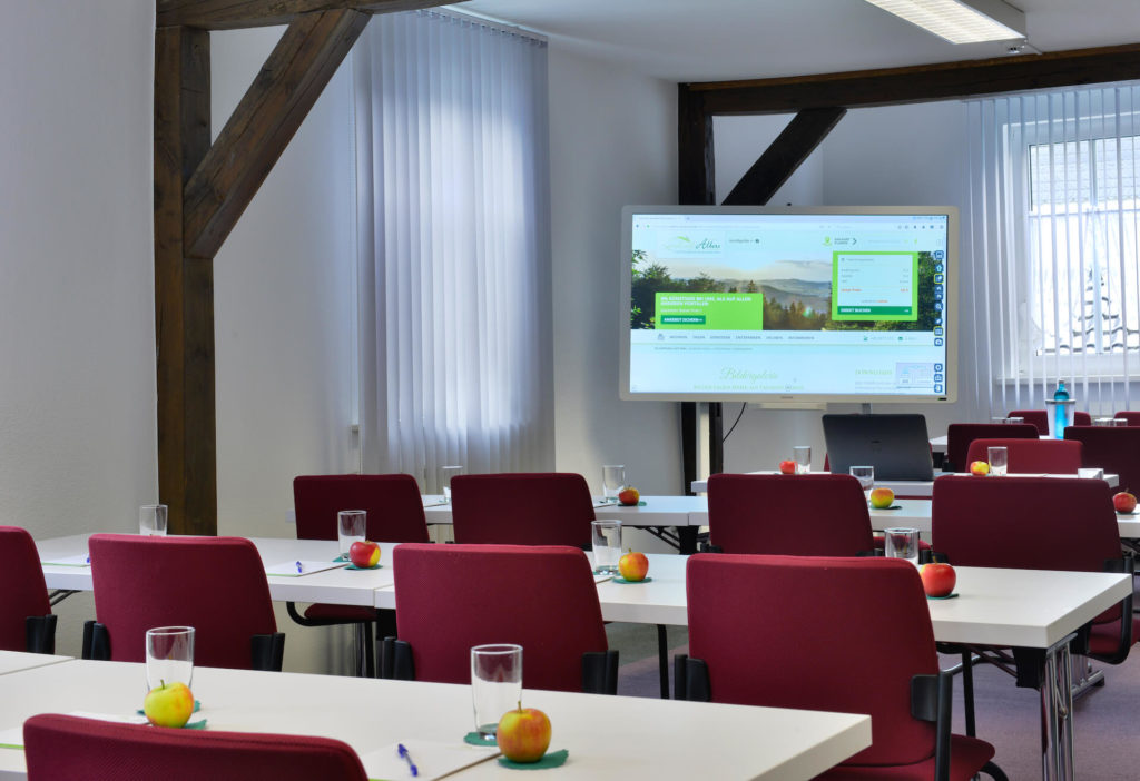 Tagungsraum Seminarraum Landhotel Albers
