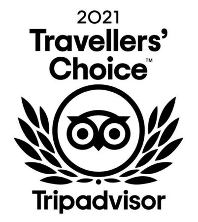 Travellers Choice Award 2021